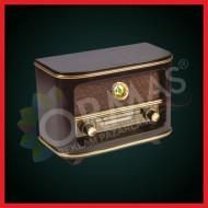 Nostaljik Radyo Model 1