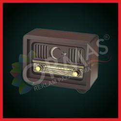 Nostaljik Radyo Model 3